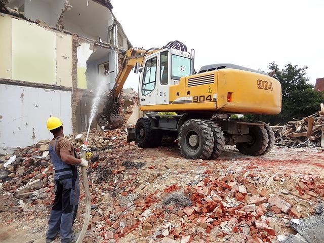 Veilig slopen en asbest verwijderen